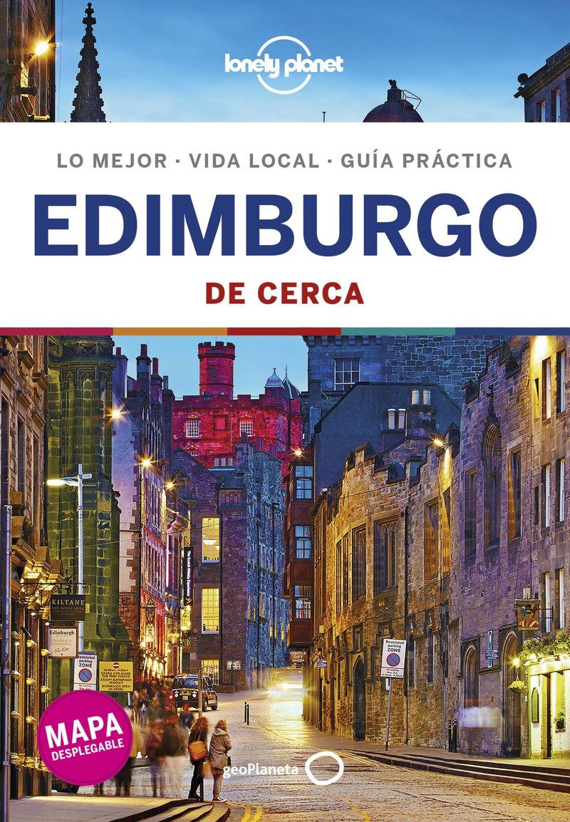 EDIMBURGO 4 - DE CERCA (LONELY PLANET)