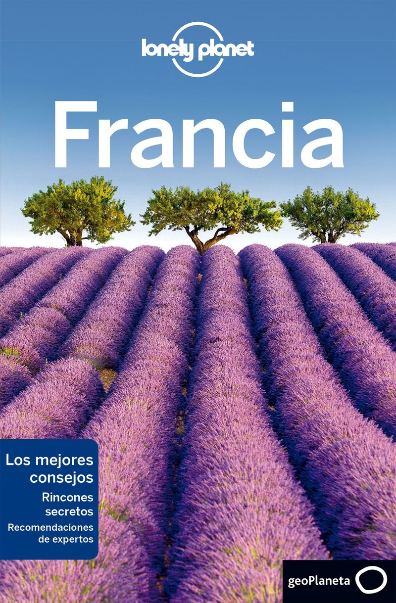 FRANCIA 8 (LONELY PLANET)