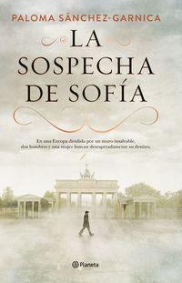 La sospecha de sofia - Paloma Sanchez-Garnica