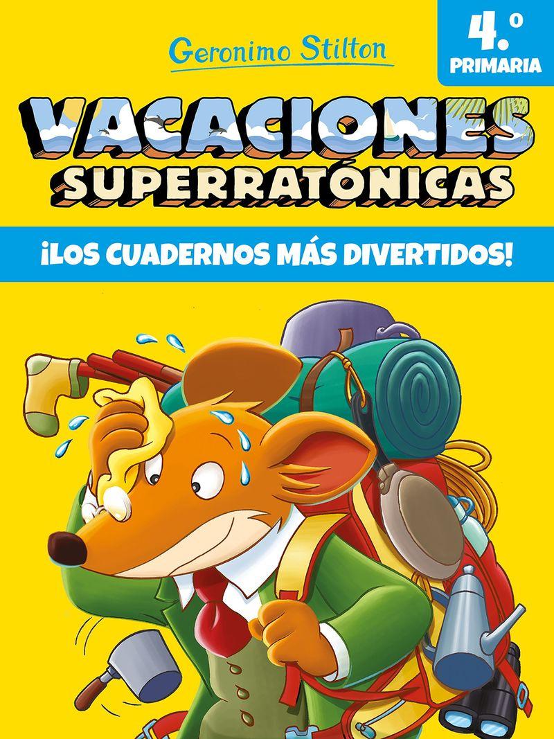 EP 4 - VACACIONES SUPERRATONICAS - GERONIMO STILTON