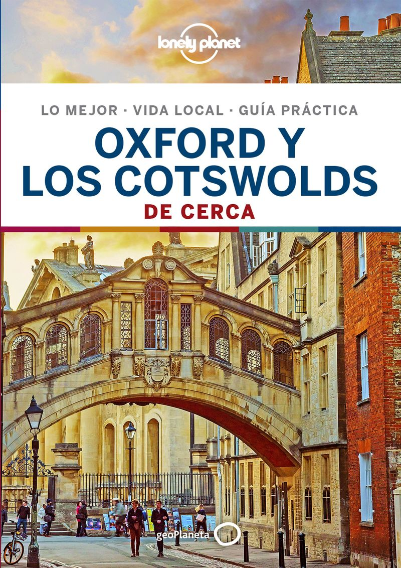 OXFORD Y LOS COTSWOLDS - DE CERCA (LONELY PLANET)