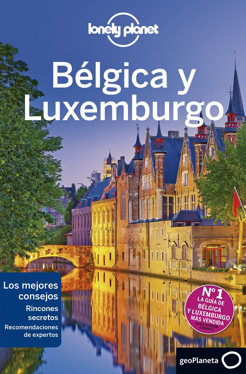 BELGICA Y LUXEMBURGO 4 (LONELY PLANET)