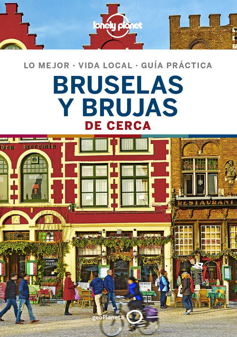 BRUSELAS Y BRUJAS DE CERCA 4 (LONELY PLANET)