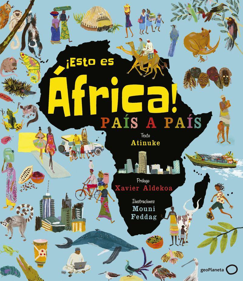 ¡ESTO ES AFRICA!