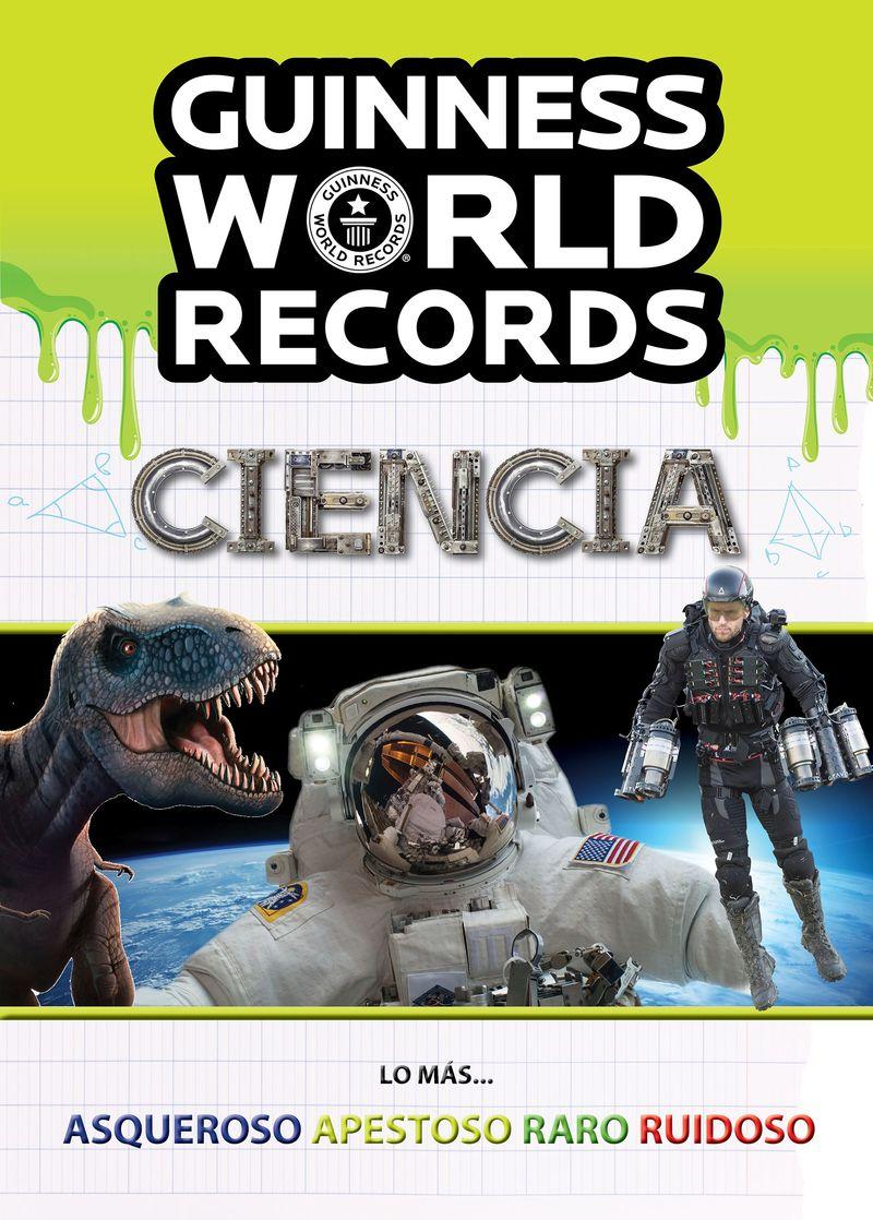 GUINNESS WORLD RECORDS - CIENCIA