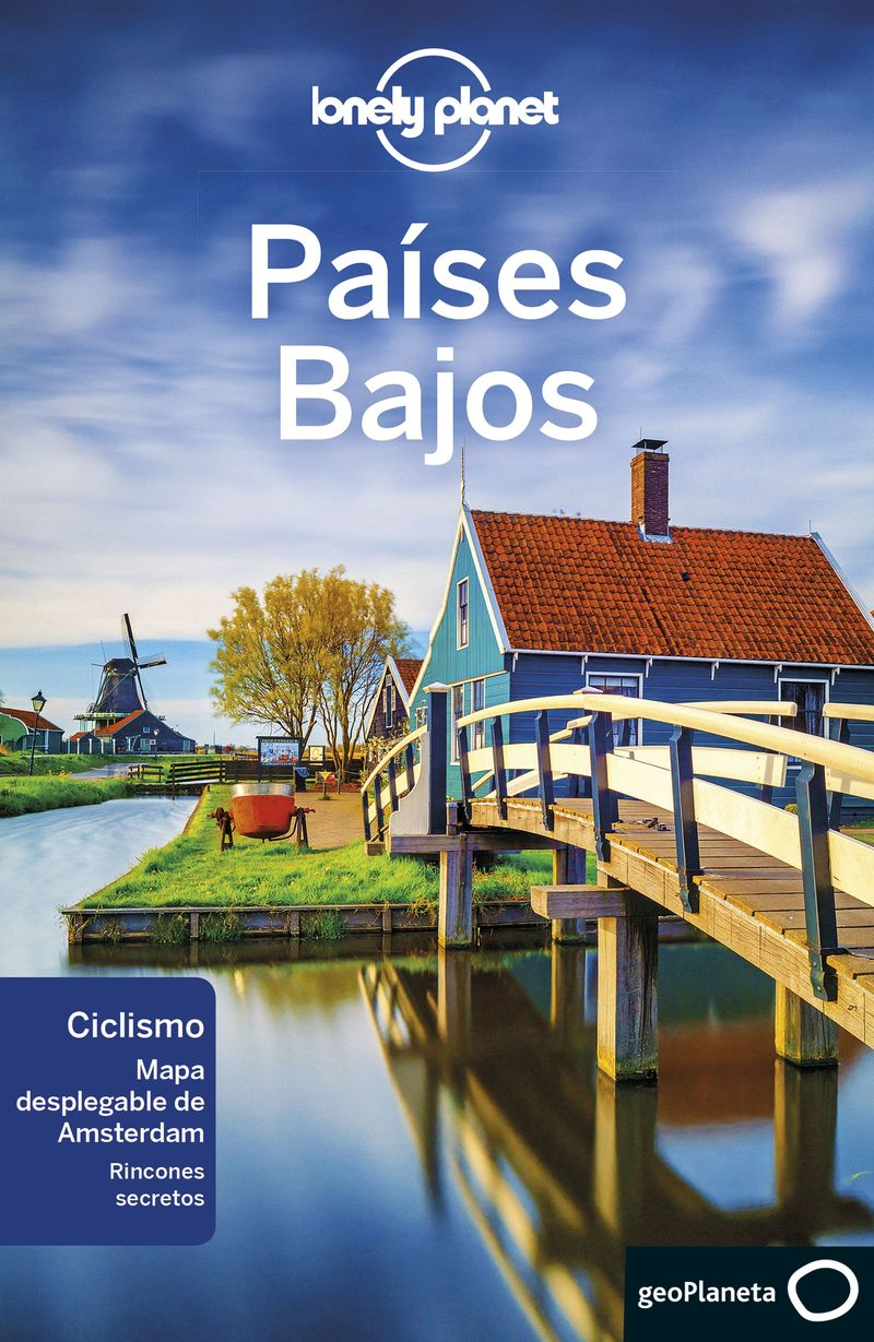 PAISES BAJOS (LONELY PLANET)