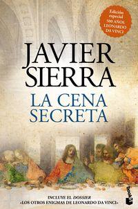 CENA SECRETA, LA (EDICION ESPECIAL 500 AÑOS LEONARDO DA VINCI)