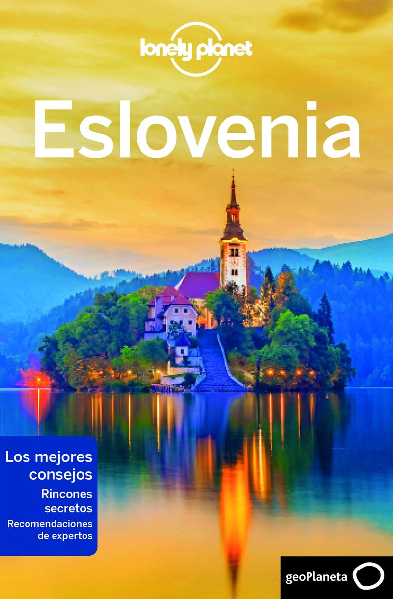 ESLOVENIA 3 (LONELY PLANET)