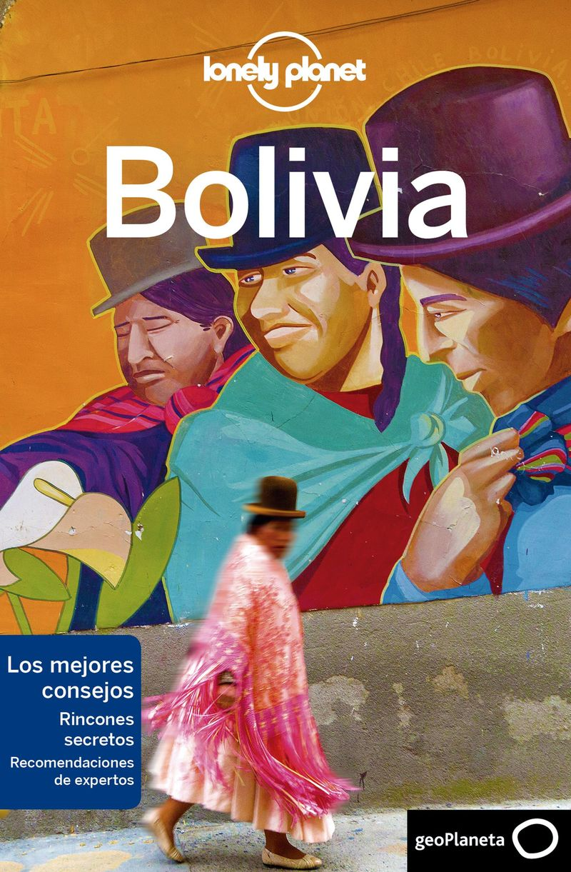 BOLIVIA 1 (LONELY PLANET)