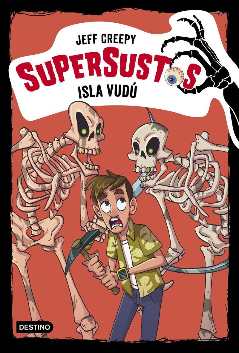 SUPERSUSTOS 3 - ISLA VUDU