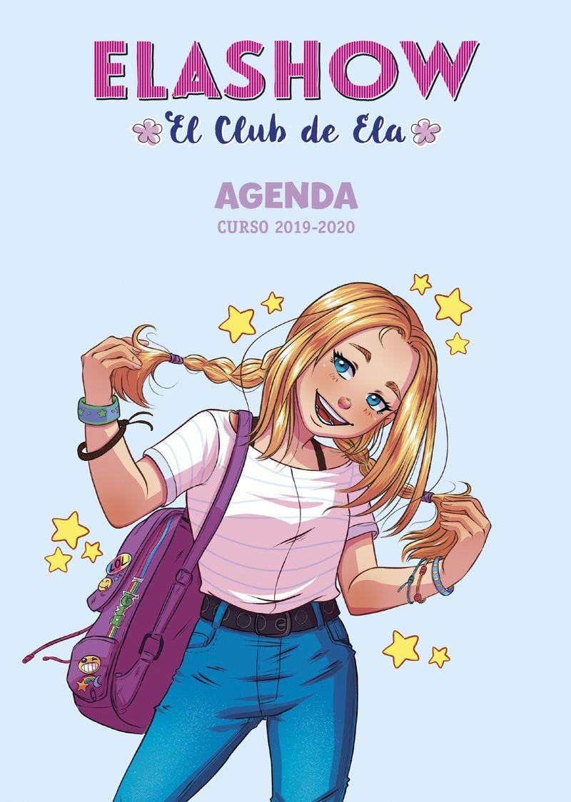 Agenda Escolar 2019-2020 - Elashow - Elaia Martinez