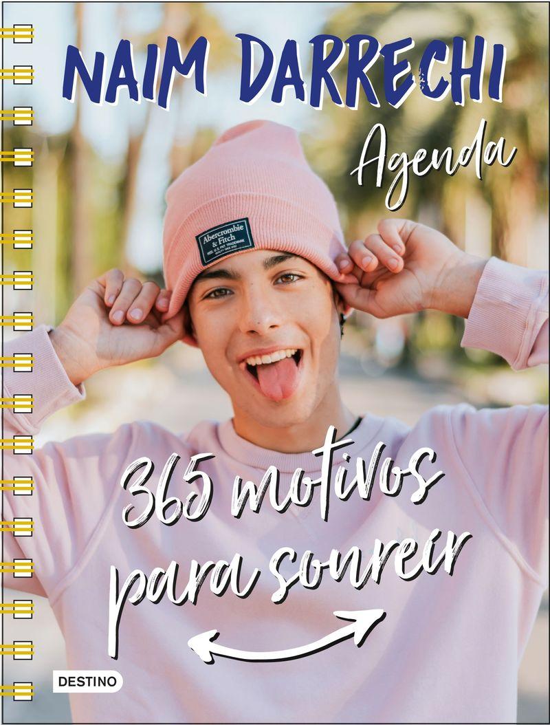 365 motivos para sonreir - agenda - Naim Darrechi