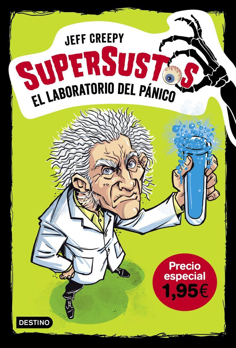 SUPERSUSTOS 1 - EL LABORATORIO DEL PANICO (PRECIO ESPECIAL)
