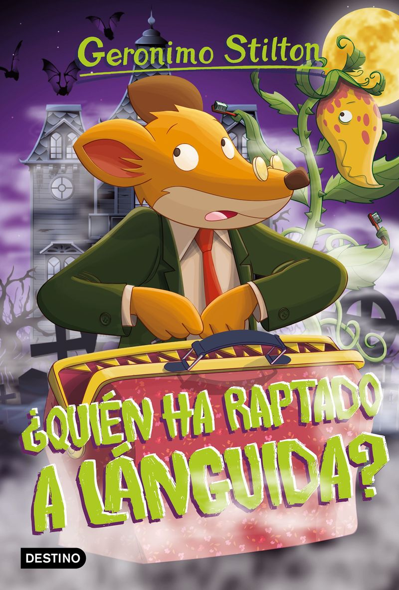 Geronimo Stilton 21 - ¿quien Ha Raptado A Languida? - Geronimo Stilton