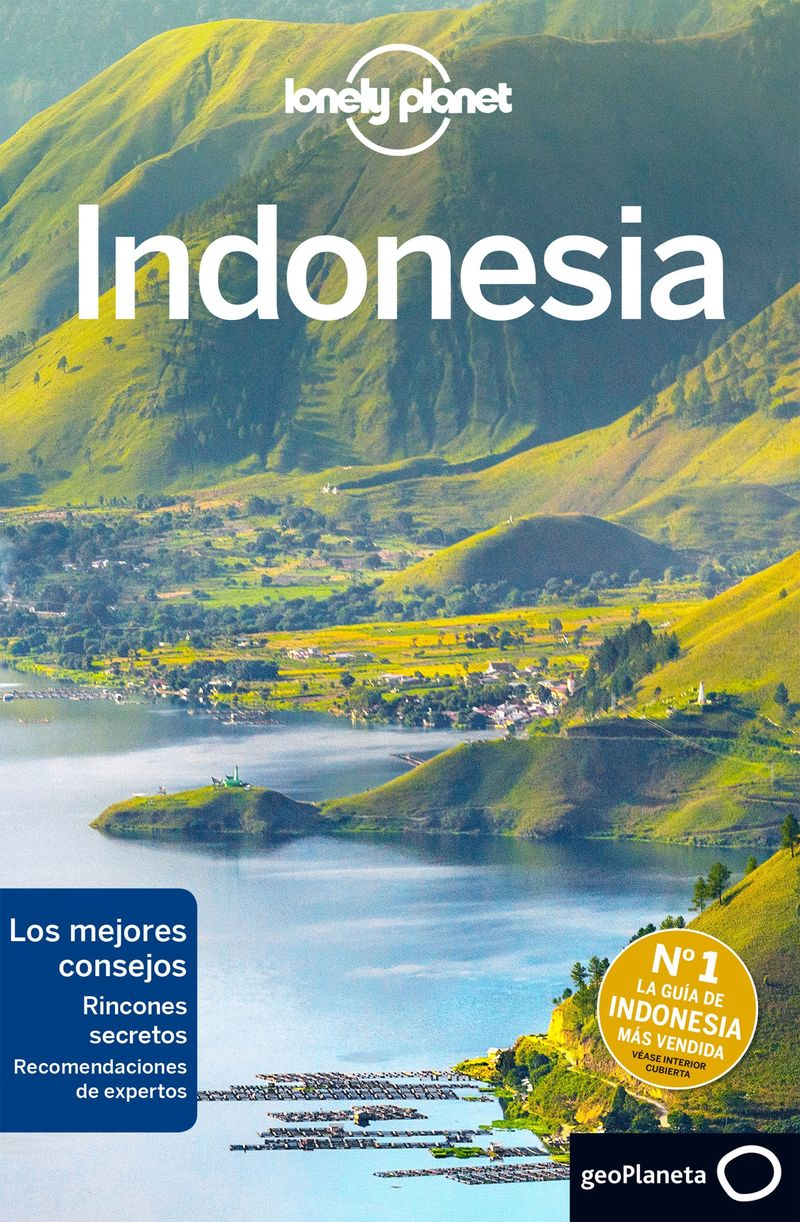 INDONESIA 5 (LONELY PLANET)
