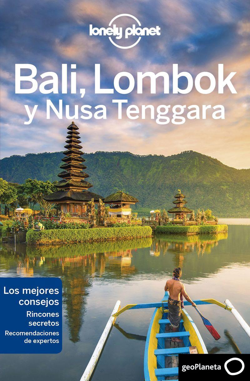 BALI, LOMBOK Y NUSA TENGGARA 2 (LONELY PLANET)