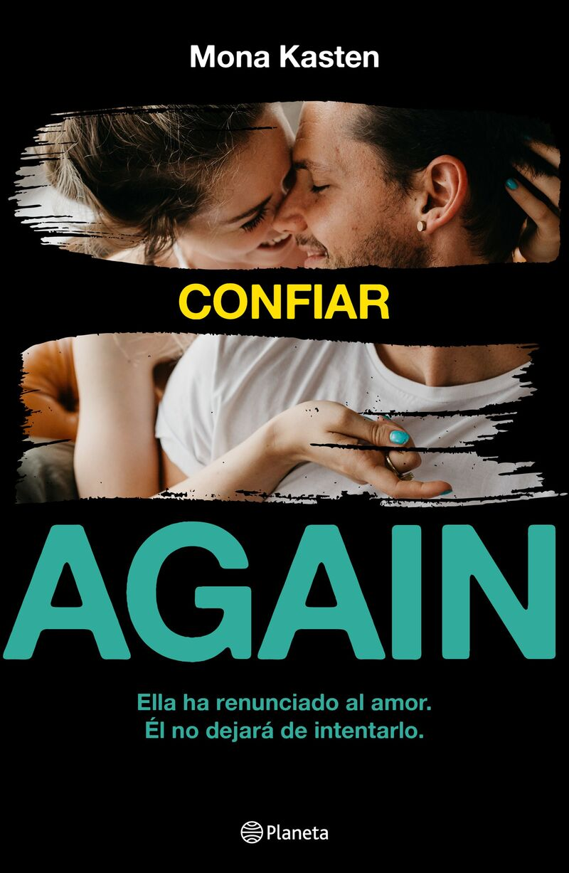 Confiar (serie Again) - Mona Kasten