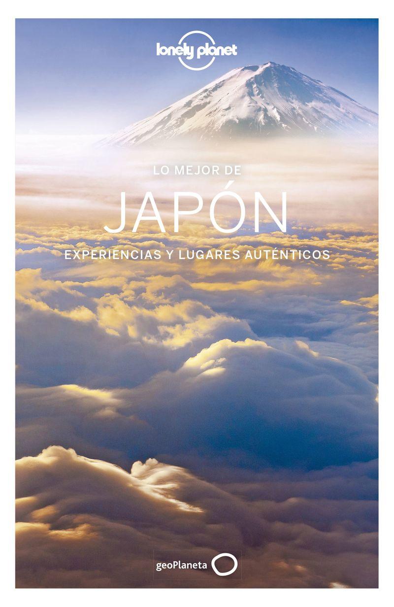 JAPON 5 - LO MEJOR DE (LONELY PLANET)