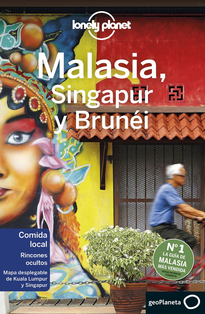 MALASIA, SINGAPUR Y BRUNEI 4 (LONELY PLANET)