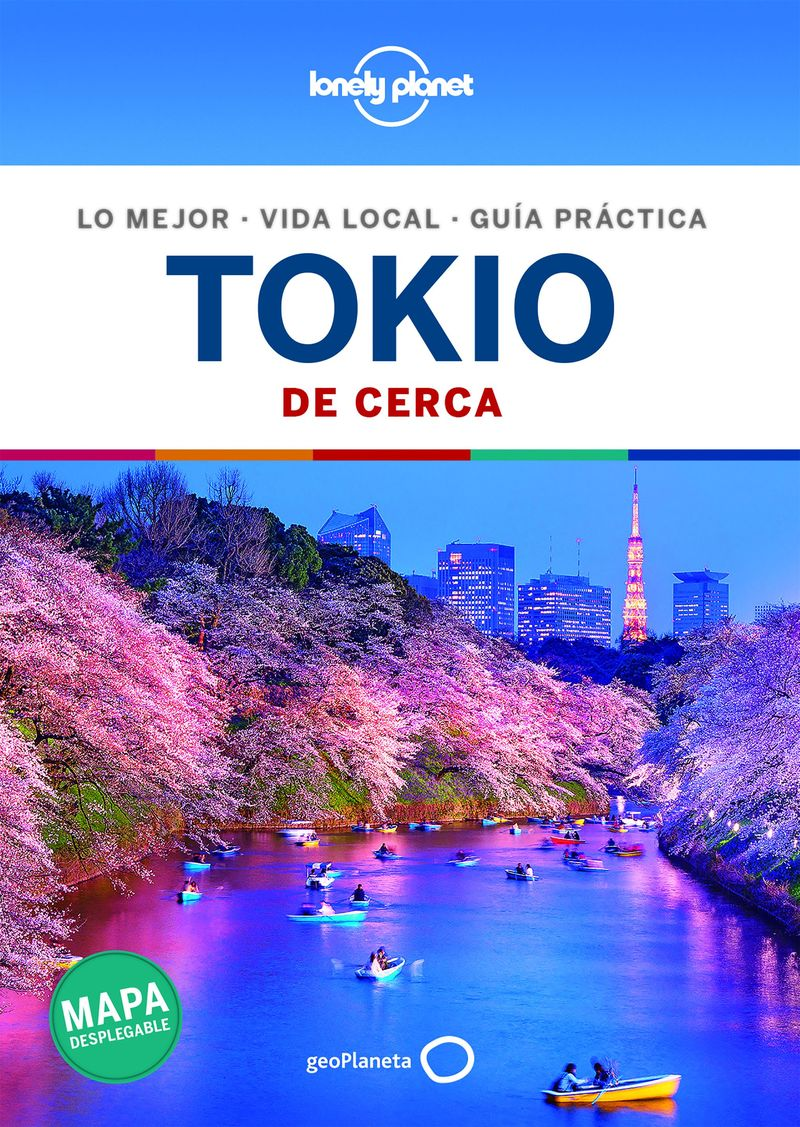 TOKIO DE CERCA 6 (LONELY PLANET)