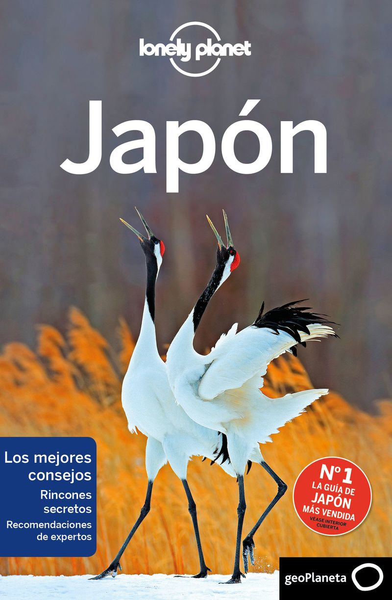 JAPON 7 (LONELY PLANET)