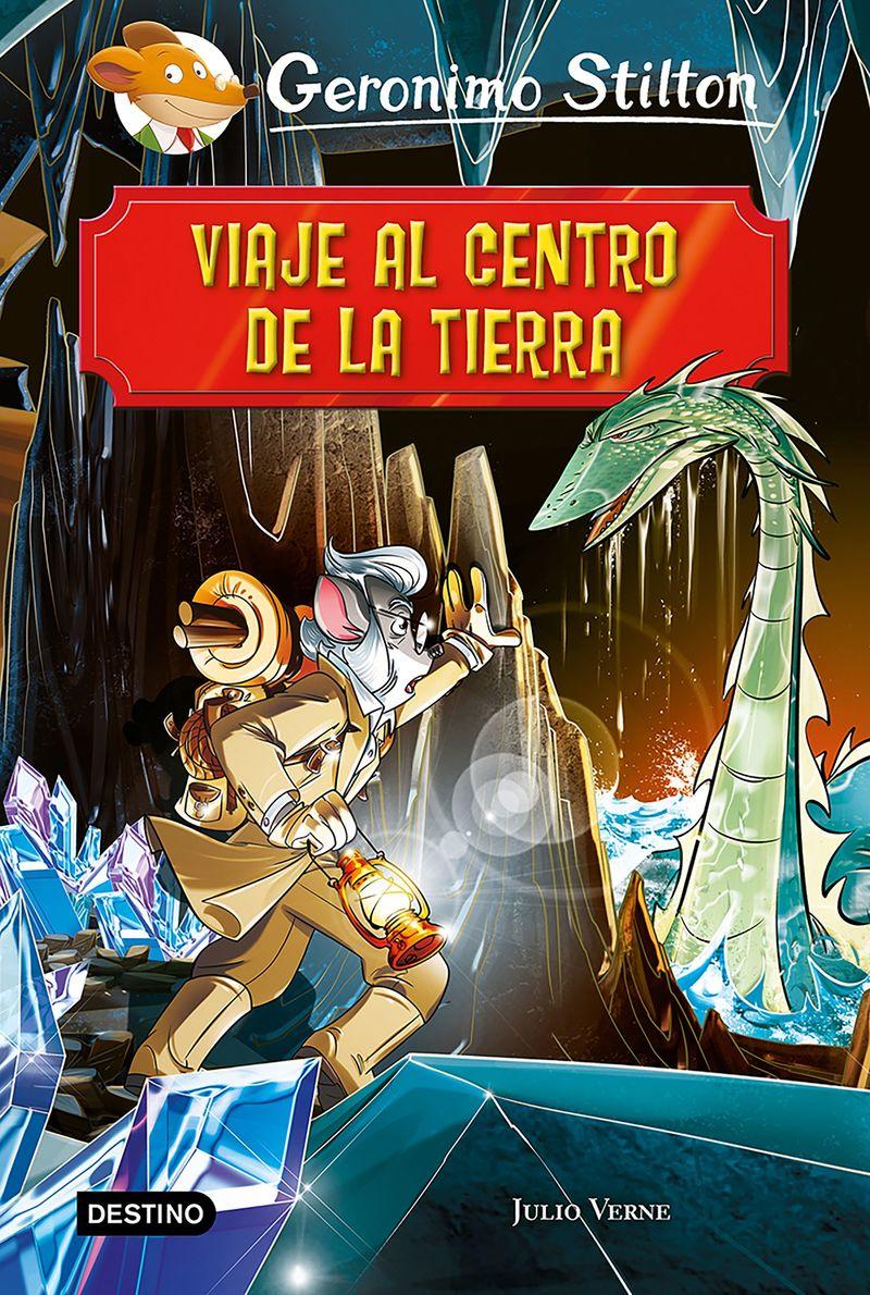 GRANDES VIAJE AL CENTRO DE LA TIERRA
