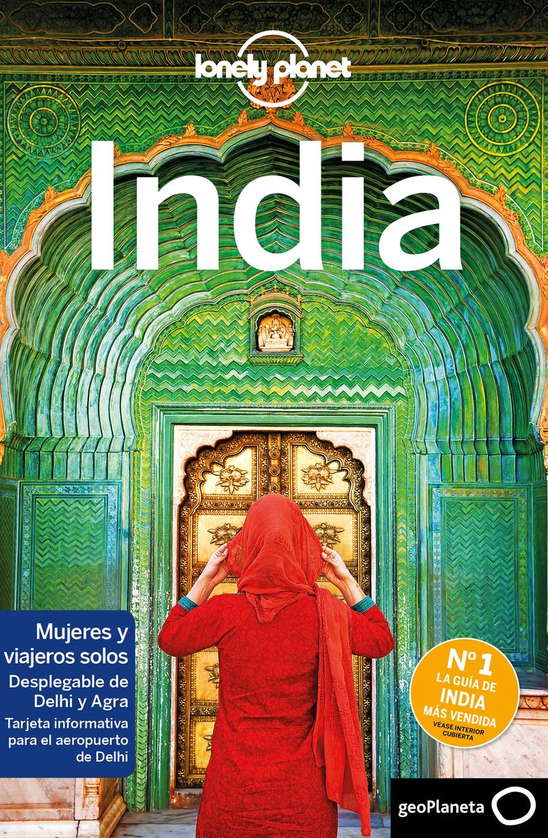 India 8 (lonely Planet) - Aa. Vv.