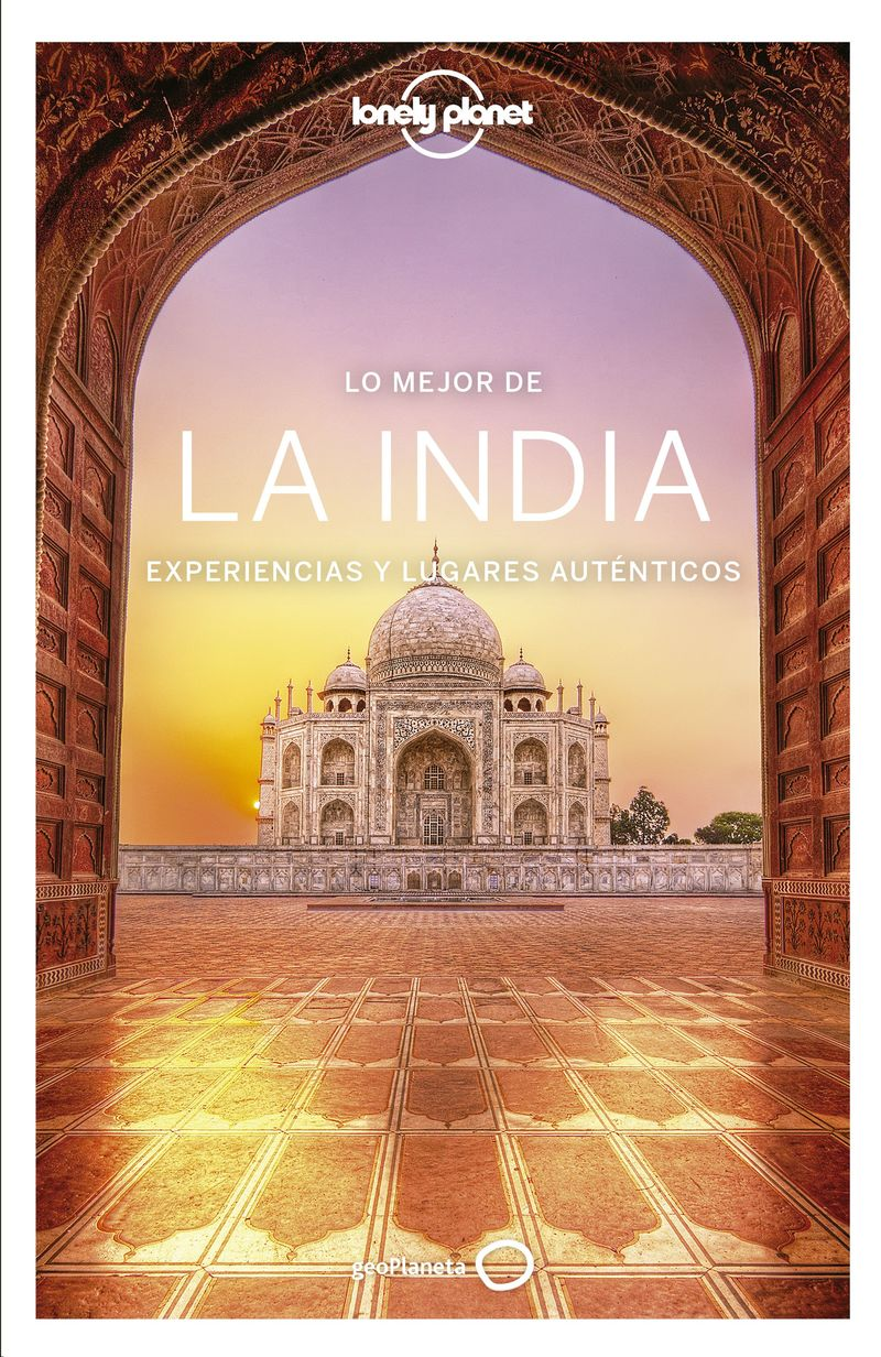 LA INDIA 1 - LO MEJOR (LONELY PLANET)