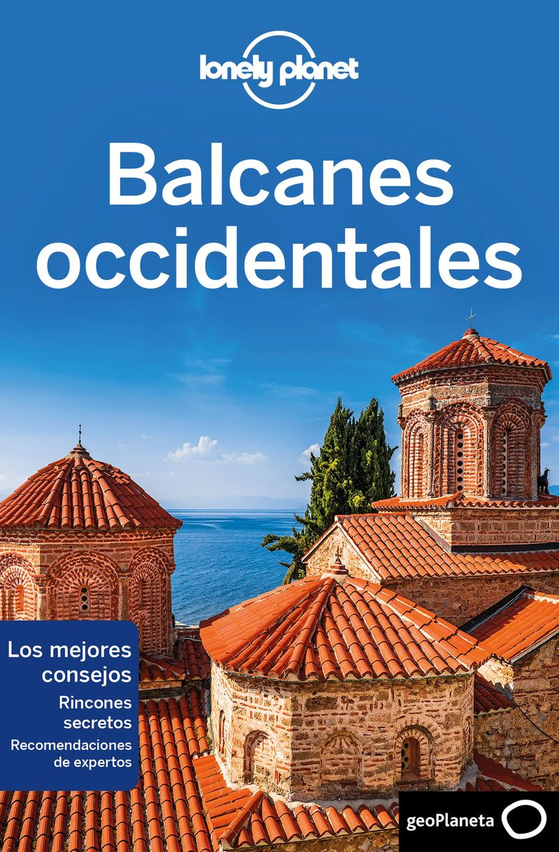 BALCANES OCCIDENTALES 1 (LONELY PLANET)