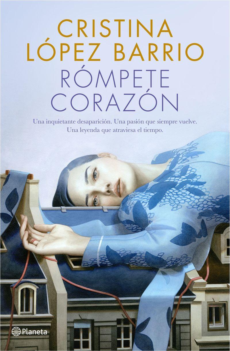 Rompete, Corazon - Cristina Lopez Barrio