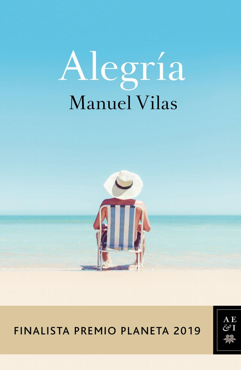 ALEGRIA (FINALISTA PREMIO PLANETA 2019)