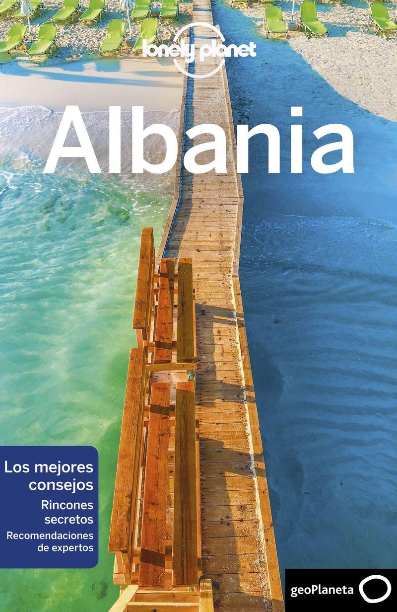 Albania 1 (lonely Planet) - Piero Pasini / Luigi Farrauto