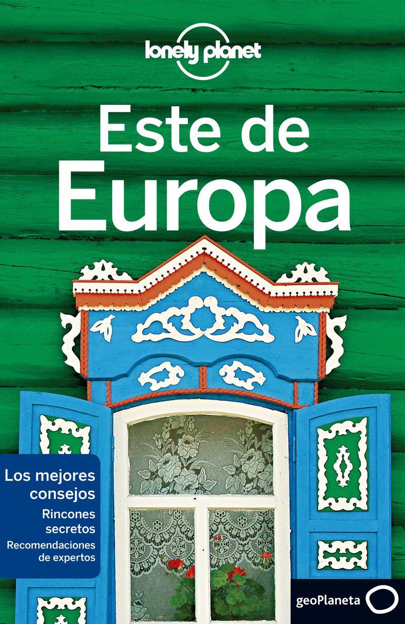 ESTE DE EUROPA (LONELY PLANET)