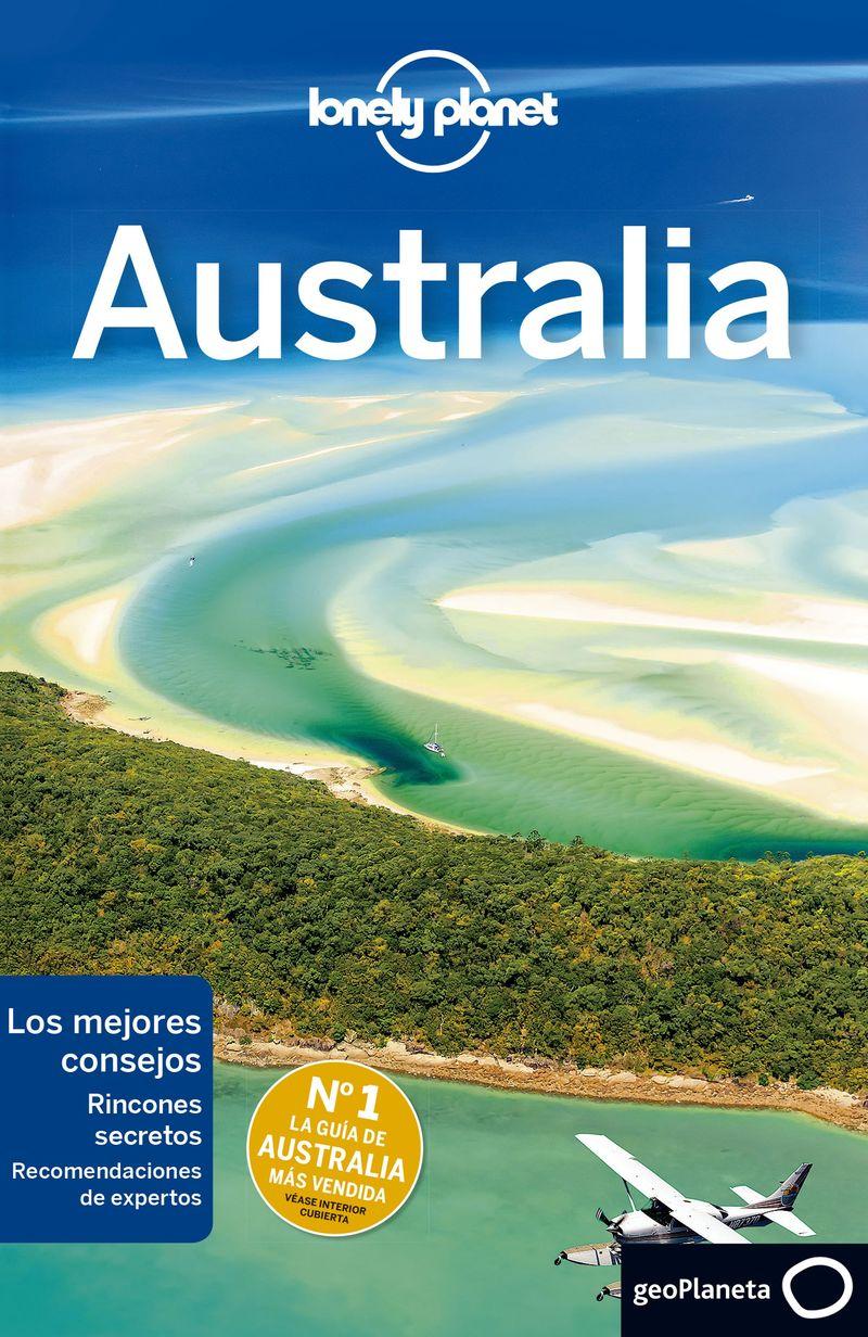 AUSTRALIA 5 (LONELY PLANET)