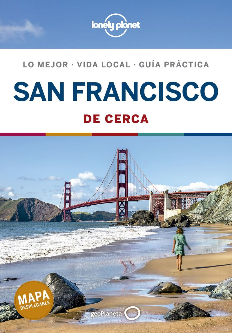 SAN FRANCISCO 5 - DE CERCA (LONELY PLANET)