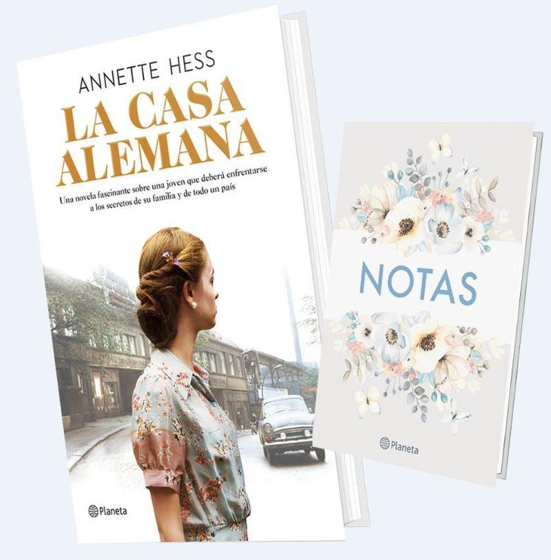 Pack Tc La Casa Alemana - Annette Hess