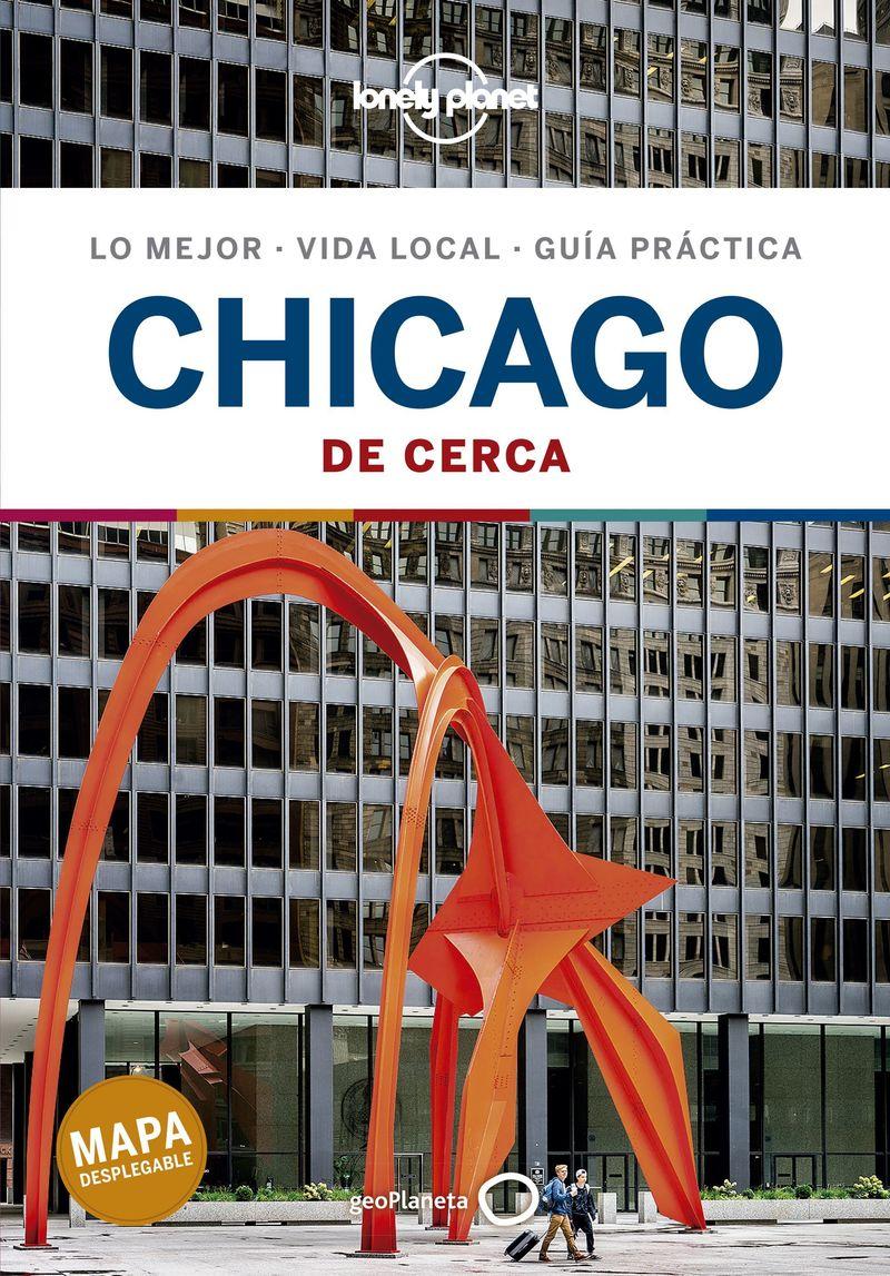 CHICAGO 3 - DE CERCA (LONELY PLANET)