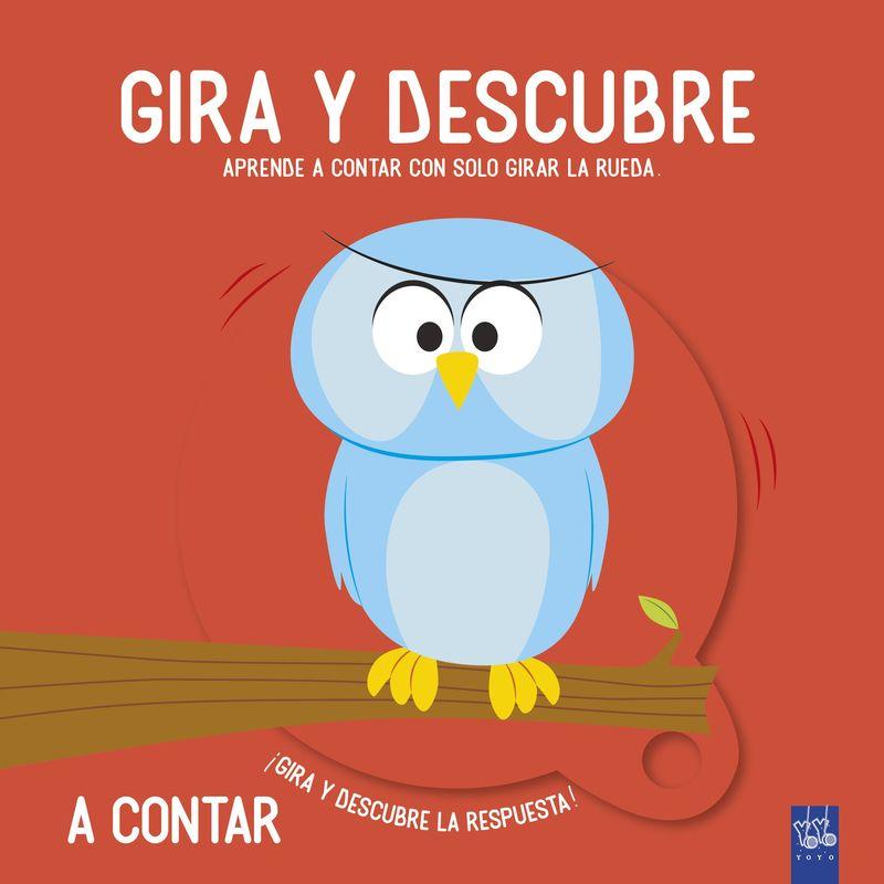 GIRA Y DESCUBRE - A CONTAR
