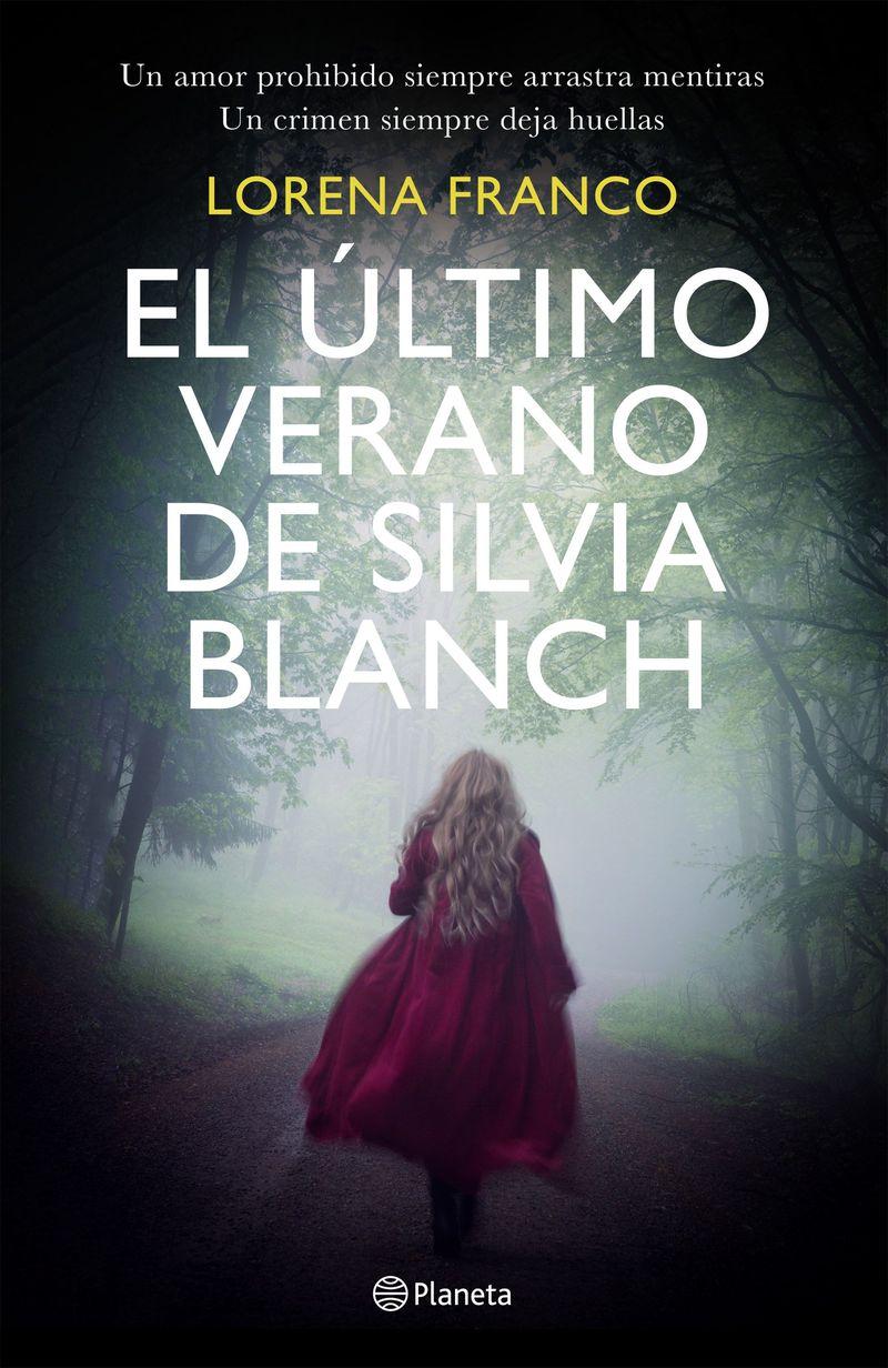 El ultimo verano de silvia blanch - Lorena Franco