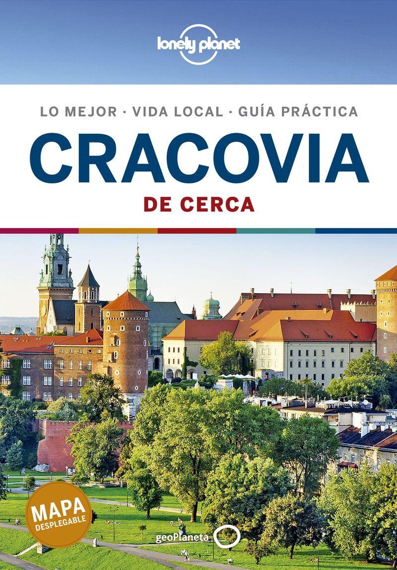 CRACOVIA 1 - DE CERCA (LONELY PLANET)
