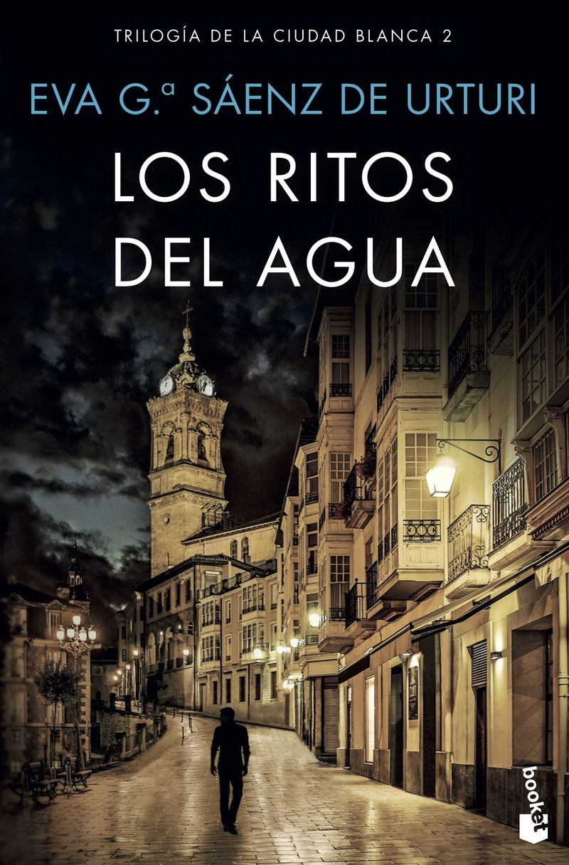Los ritos del agua - Eva Garcia Saenz De Urturi