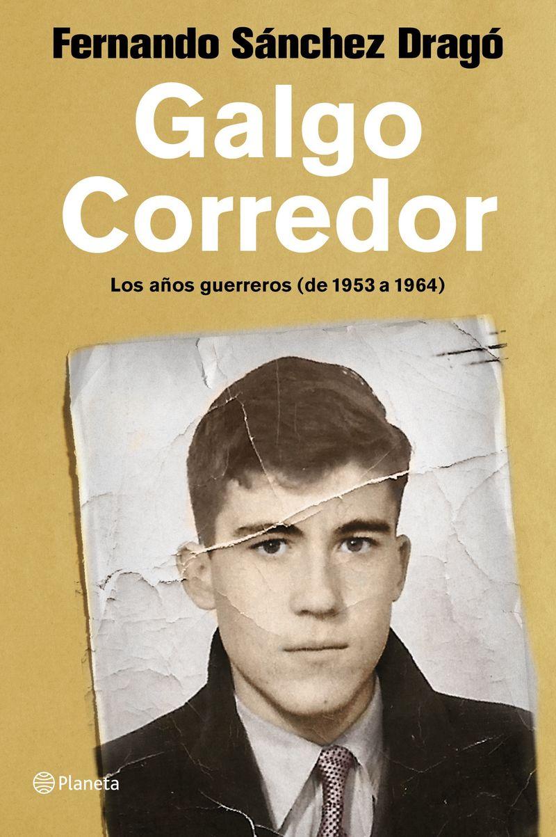 Galgo Corredor - Fernando Sanchez Drago