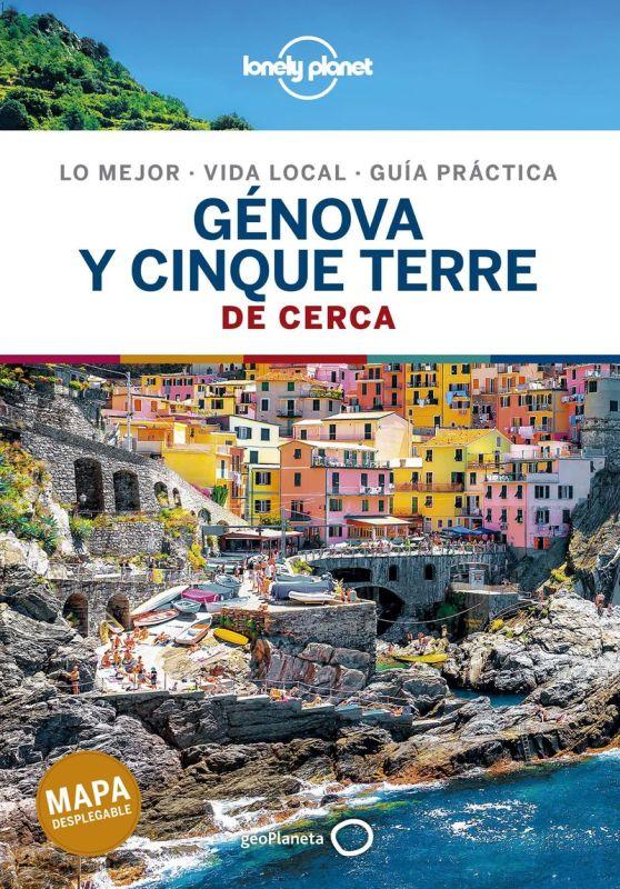 GENOVA Y CINQUE TERRE 1 - DE CERCA (LONELY PLANET)