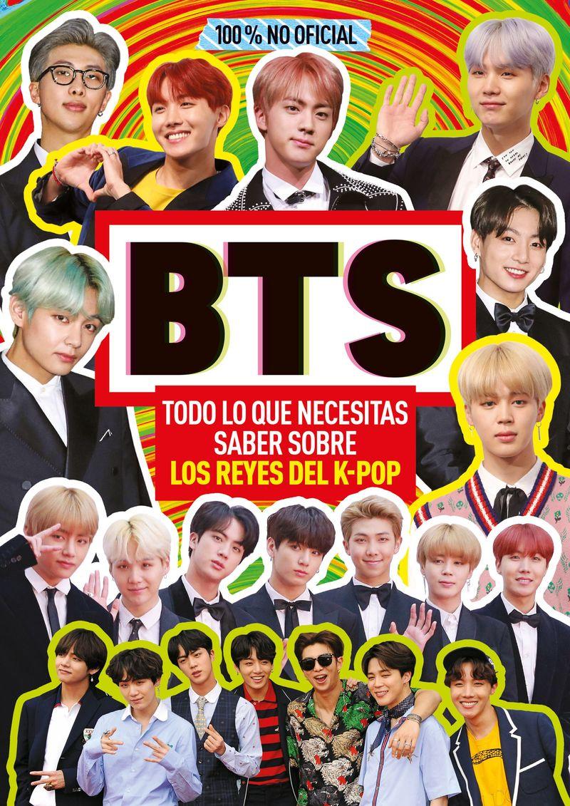 BTS - TODO LO QUE NECESITAS SABER SOBRE LOS REYES DEL K-POP