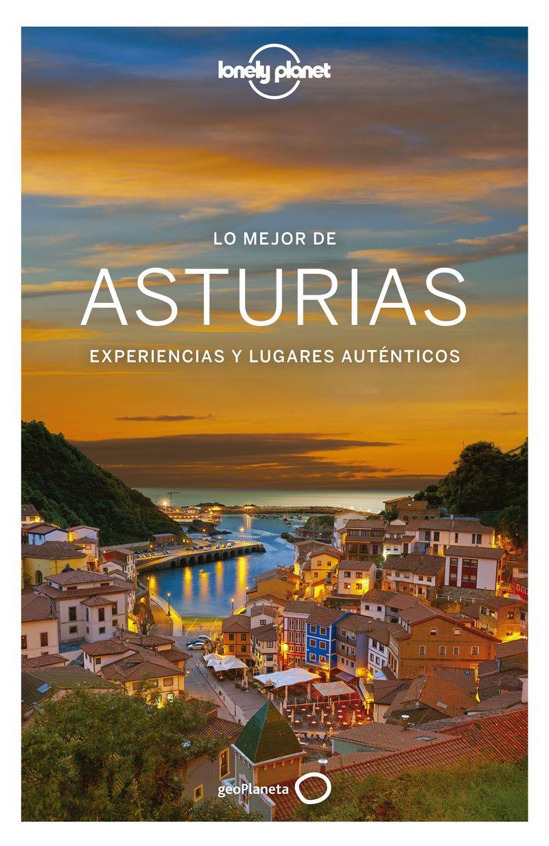 ASTURIAS - LO MEJOR DE (LONELY PLANET)