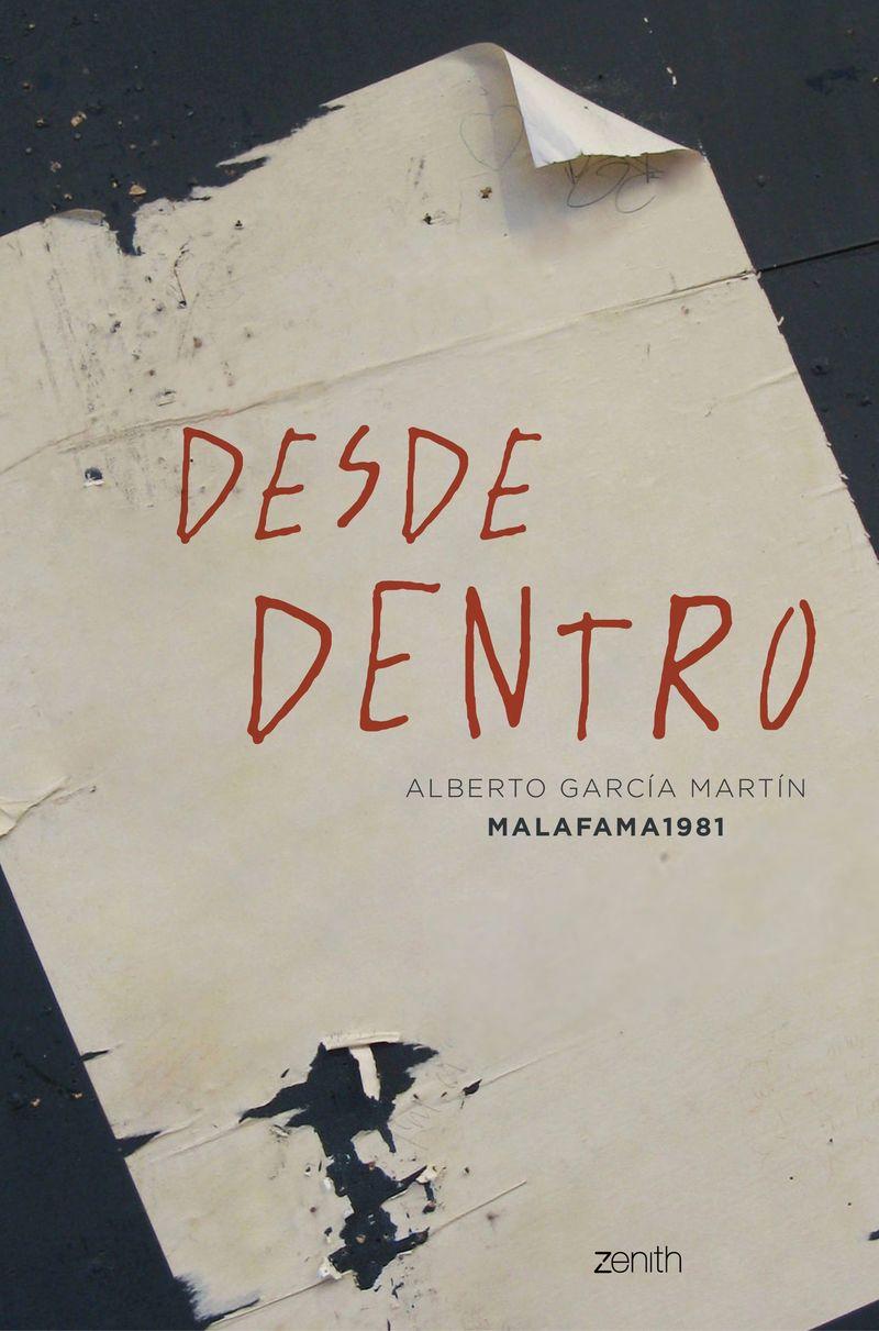 Desde Dentro - Alberto Garcia Martin