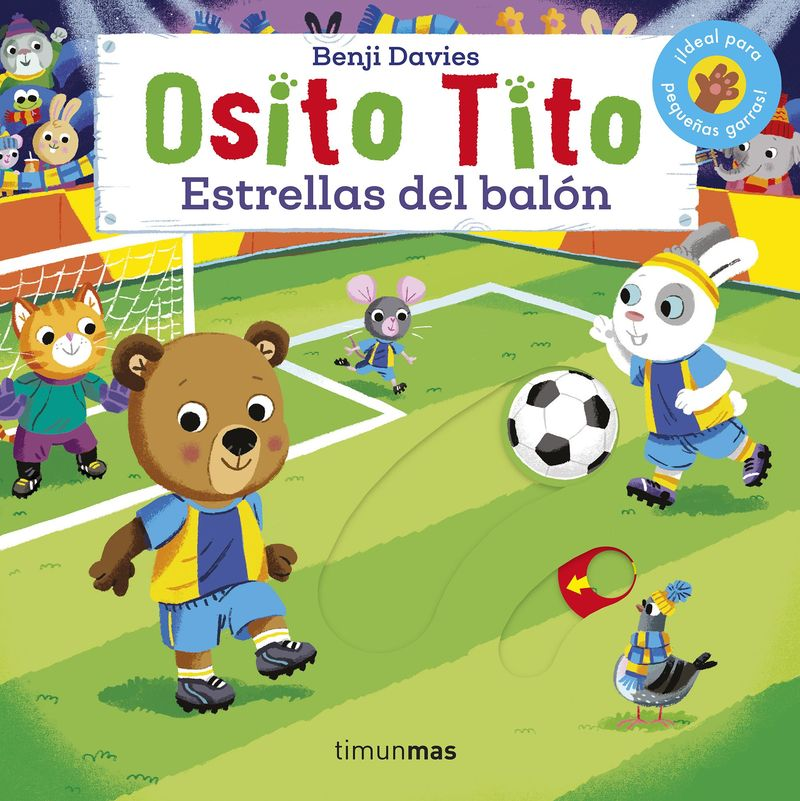 OSITO TITO - ESTRELLAS DEL BALON