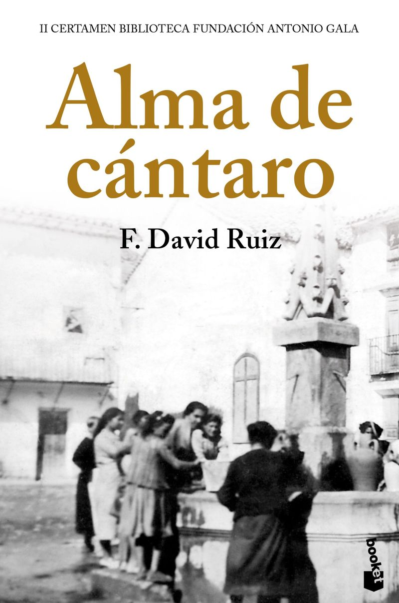 Alma De Cantaro - Francisco David Ruiz
