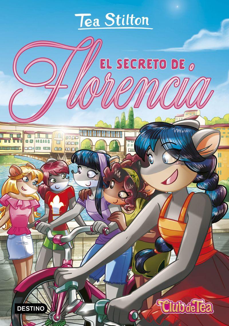 TEA STILTON 36 - SECRETO DE FLORENCIA