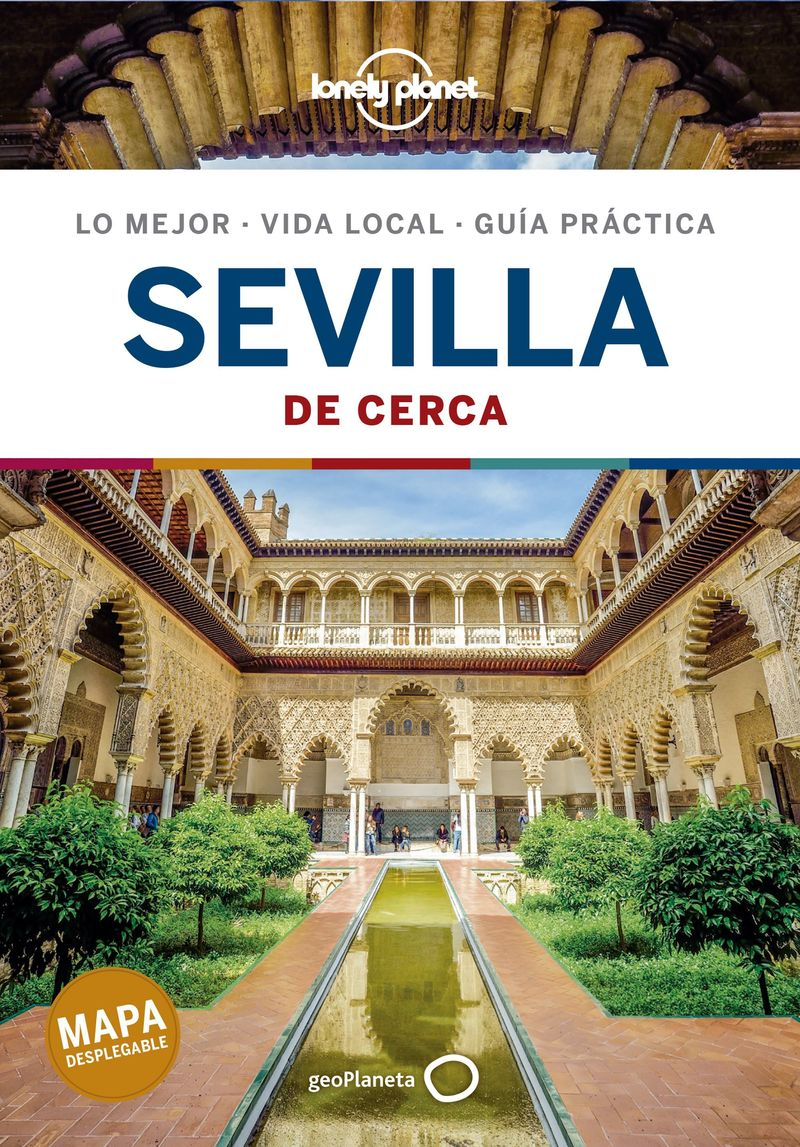 SEVILLA 3 - DE CERCA (LONELY PLANET)